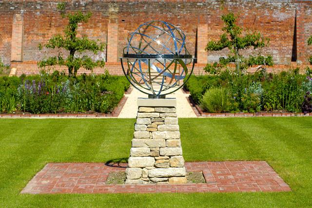 Armillary Sphere Sundial  Traditional  Garden  London