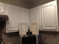 Help! Are cream cabinets ok with white trim?