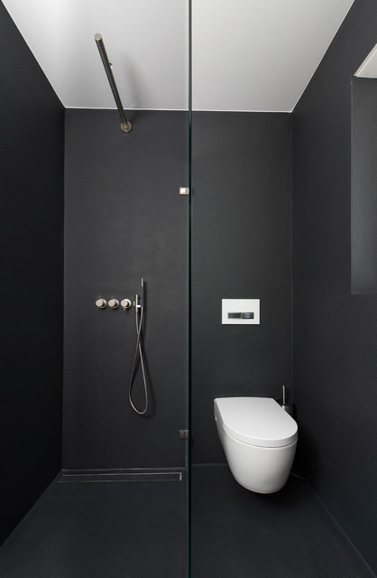 Fugenlose Bder  Modern  Badezimmer  Stuttgart  von Maler Hoffmann GmbH