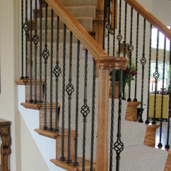 Cheap Living Room Furniture Houston Sets Online Home Stair Remodel - Traditional Staircase ...