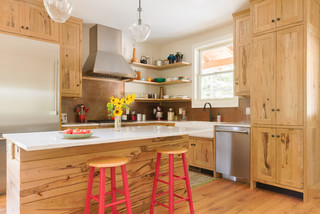Sassafras And Copper Warm This Tennessee Kitchen ( Photos)