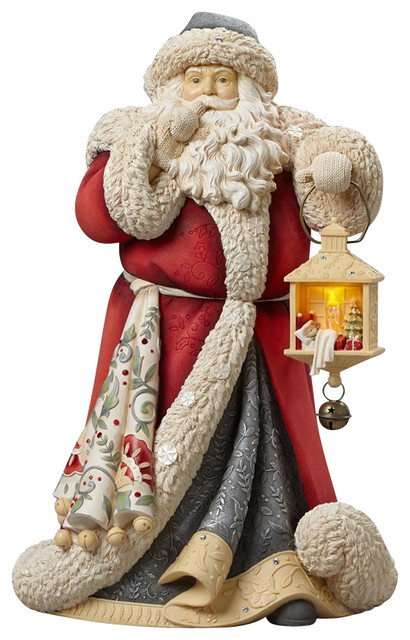 swivel chairs living room the salon enesco heart of christmas deluxe santa masterpiece lighted ...