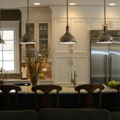 Kitchen Light Pendants Trolley Cart Islands Pendant Lights Done Right