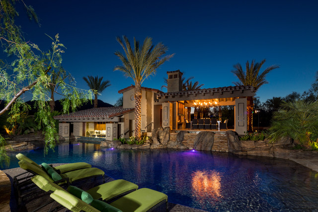 Spanish Resort Luxury Pool Mediterranean Pool