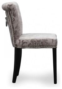 Saropolis Baroque Mink Chair (Pair) by Sherman ...