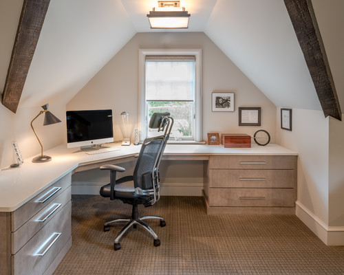 How To Design A Healthy Home Office That Increases Productivity