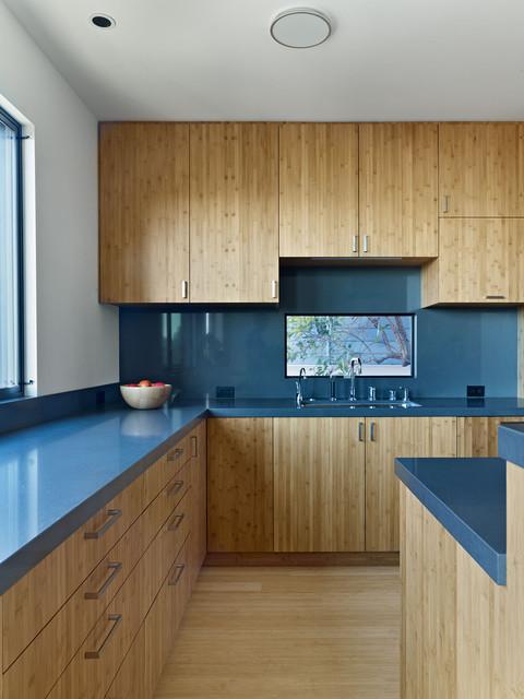 North Beach Residence modern-kitchen