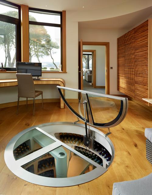 Contemporary New Build with Estuary Views