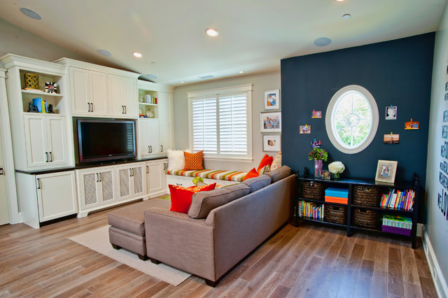 Teen Room  Traditional  Living Room  Los Angeles  by