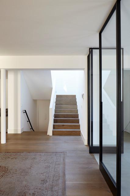 Eingangsbereich Treppe  Modern  Eingang  Essen  von falke architekten