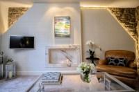 Edinburgh Apartment - Contemporary - Living Room - Other ...