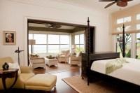 Hawaiian Plantation Retreat Master Bedroom & Private Lanai ...