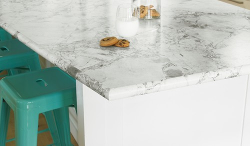 Image result for Countertop Cuts: Choosing Between Vein or Cross Marble