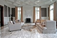 Luxury Home Staging - Modern Mansion - Transitional ...