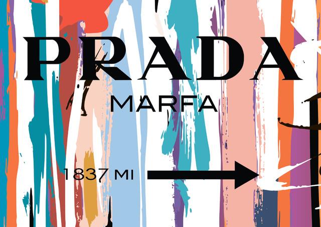 prada artwork