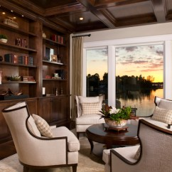 Four Club Chairs In Living Room Decorate With Gray Walls Family Rooms