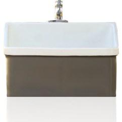 Farmhouse Kitchen Sink For Sale Lightweight Cabinets Kohler Grey Brown Vintage Style Hollister Farm ...