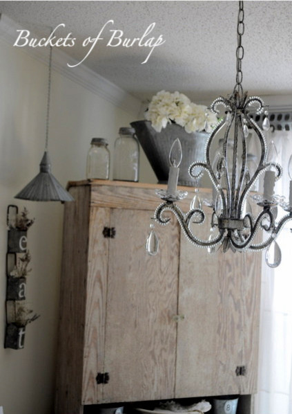 Where Can I Buy This Galvanized Chandelier We Re Buying A
