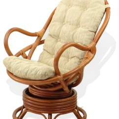 Comfortable Wicker Chairs Jam Dining Java Lounge Swivel Rocking Rattan Chair Colonial Tropical By Rattanusa