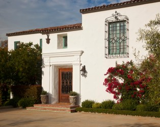 exterior spanish colonial mediterranean barbara santa nulty don dd construction ford trim architect ideabook question ask save print build