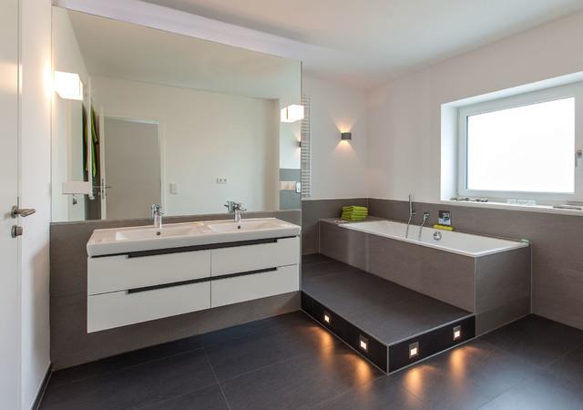 Badezimmer schlicht und einfach
