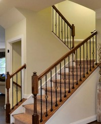 """Staircase preference? Looking at plan """"half landing"""" stairs..."""