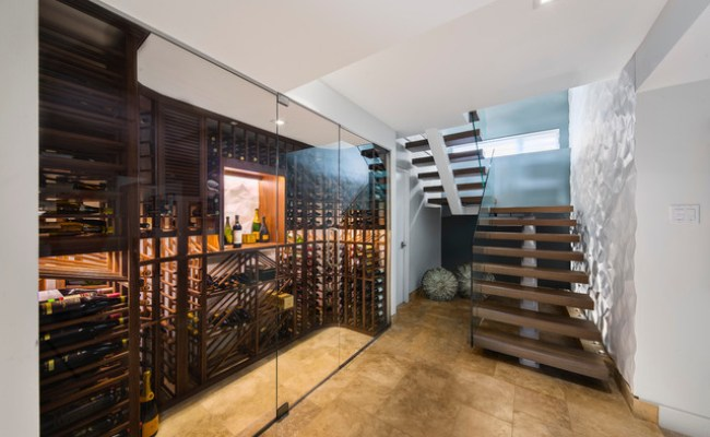 Geneva Home Design First Interiors Contemporary Wine