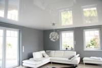 Wohnzimmer Spanndecke Holzwickede