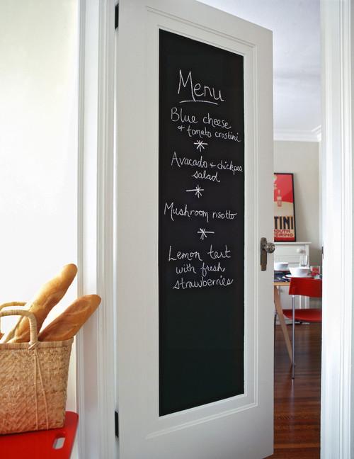 Parete Lavagna Cucina - Idee per la progettazione di ...