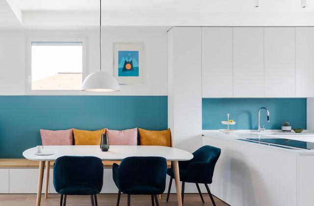Forum arredamento it aiuto per cucina e soggiorno in circa 16mq. Come Hanno Fatto 5 Pro Spiegano 5 Open Space Di Oltre 35mq
