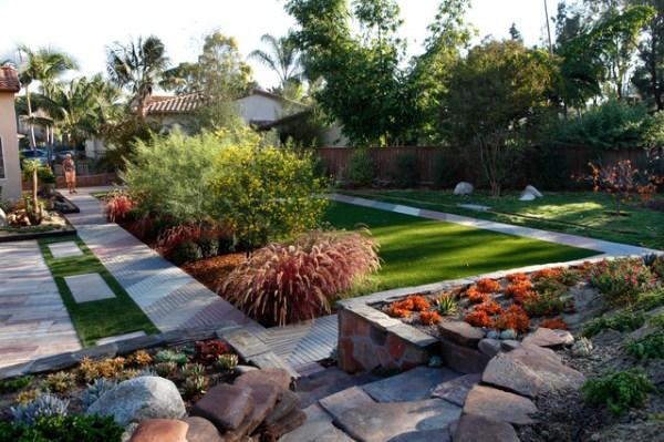 backyard landscape design carlsbad