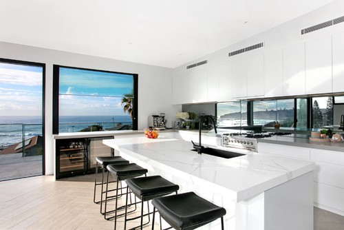 black sink kitchen white appliances what you need to know when buying a but can make visual impact in the unlike it s stainless steel counter part here are some sinks inspire