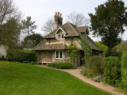 Meadowmoor Cottage Inspiration, Blaise Hamlet, England