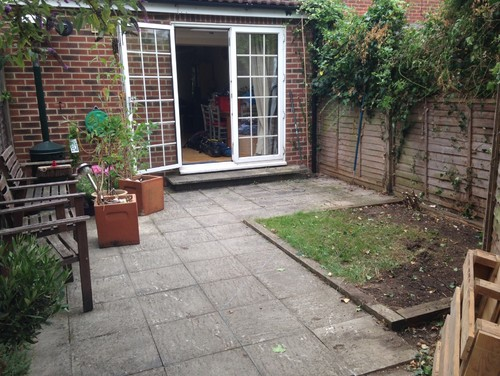 Small North Facing London Garden In Need Of Some TLC!!