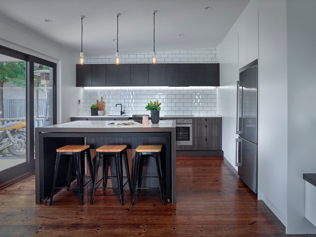 Loft Style Urban Kitchen Contemporary Kitchen Adelaide By Brilliant SA