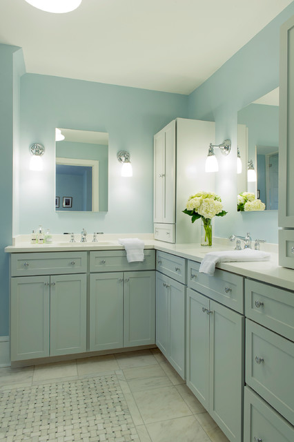 Cape Cod Beach House Remodel  Beach Style  Bathroom