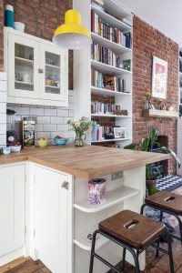 9 Ways To Make Islands And Breakfast Bars Work In Small ...