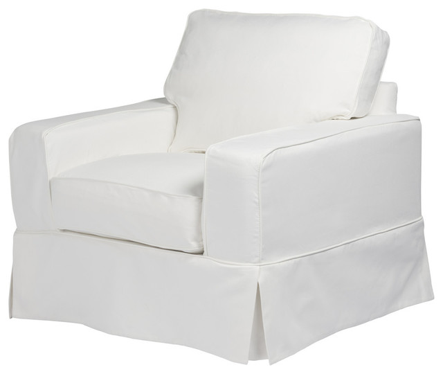 chair slip covers in store dining seat b and m sunset trading americana cover set only transitional slipcovers by beyond stores