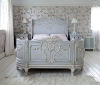 Bonaparte French Bed - Shabby-chic Style - Bedroom ...