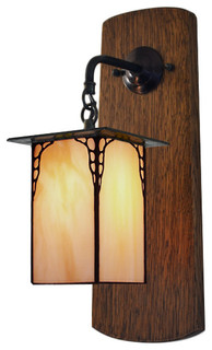 event chairs for sale intex air chair mission studio craftsman style wall sconce, hallway, entryway light - sconces | houzz