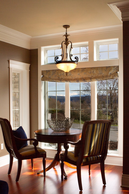 English Cottage  Traditional  Dining Room  seattle  by