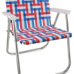 Lawn Chairs Usa Rolling Office Chair On Wood Floors Old Glory Picnic With White Arms Contemporary Outdoor Folding By