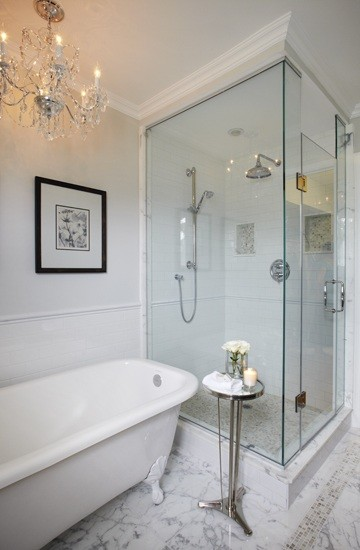 Elegant Master Ensuite  Traditional  Bathroom  Toronto
