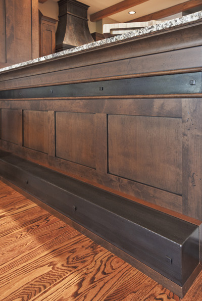 Bar front panel question