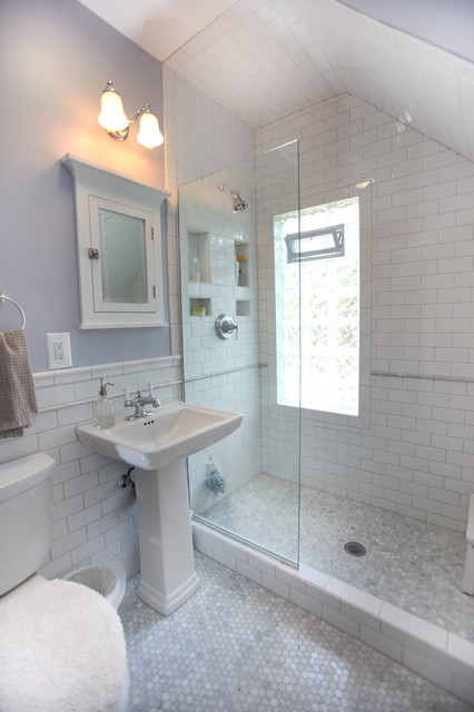 Minneapolis Victorian Bathroom Remodel  Traditional  Bathroom  Minneapolis  by Castle