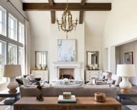 Meadows at Weddington - Traditional - Living Room ...