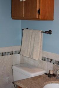 Modest Beach Bathroom Remodel - Tropical - Bathroom ...