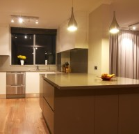 Cremorne Apartment - Kitchen and Bathroom Project - Modern ...