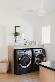 After Tidying Up, How To Organize Your Laundry Room ( Photos)