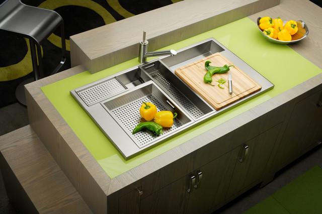 Elkay Kitchen Sink Avado EFT402211 - Modern - Kitchen ...